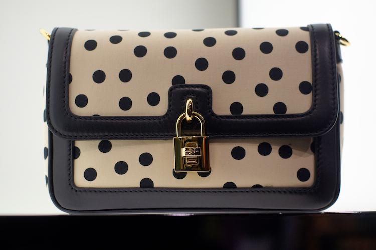 Dolce & Gabbana dotted bag