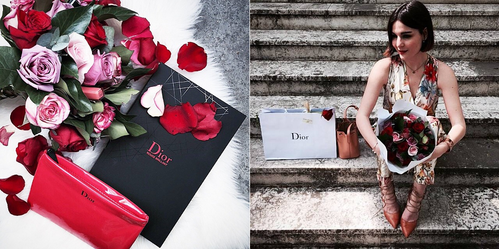 Discovering Dior Rouge Brilliant Makeup Omw Magazine
