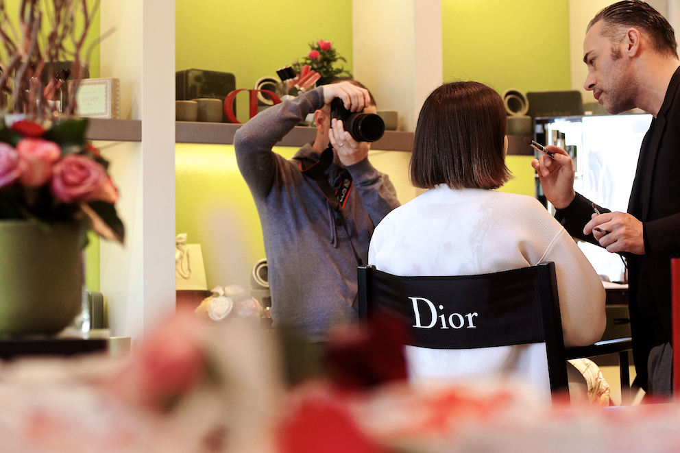 Irene Buffa for Dior