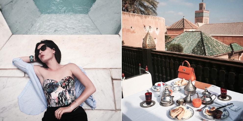 la sultana hotel marrakech irene buffa traveling experience