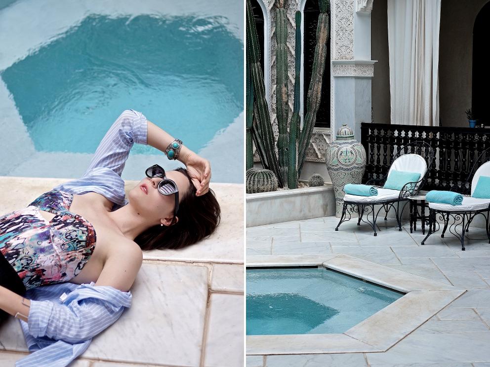 la sultana hotel marrakech irene buffa