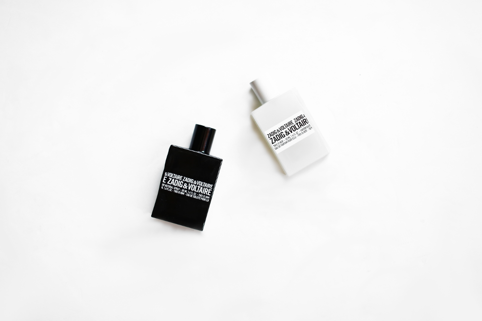 Two new frangraces by Zadig & Voltaire parfums: this is her! This is him!