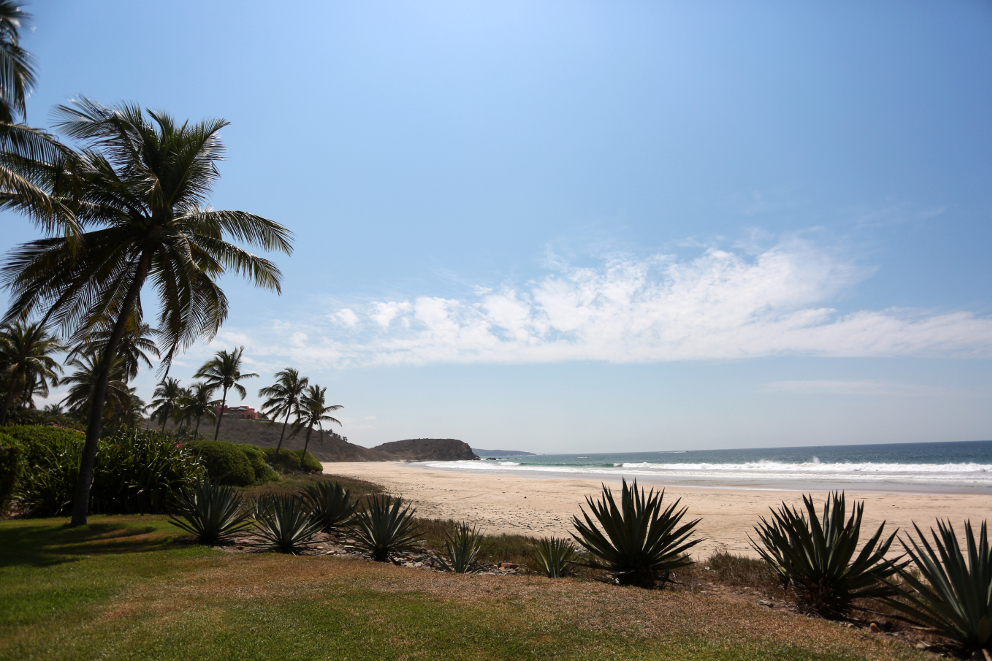 las alamandas resort mexico, Irene Buffa