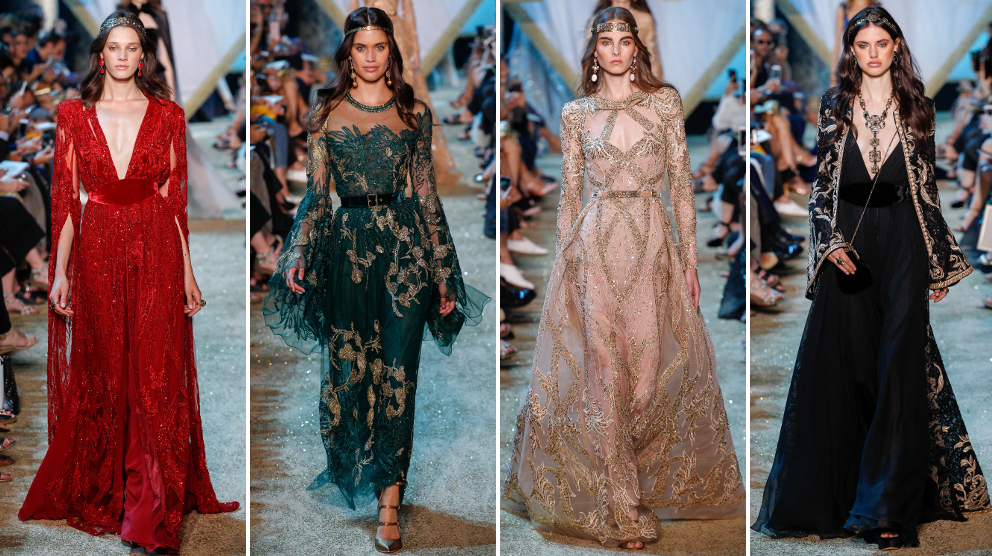 Haute Couture 2017 Elie Saab