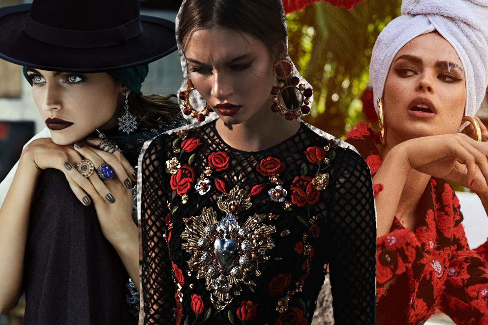 Flamenco in fashion