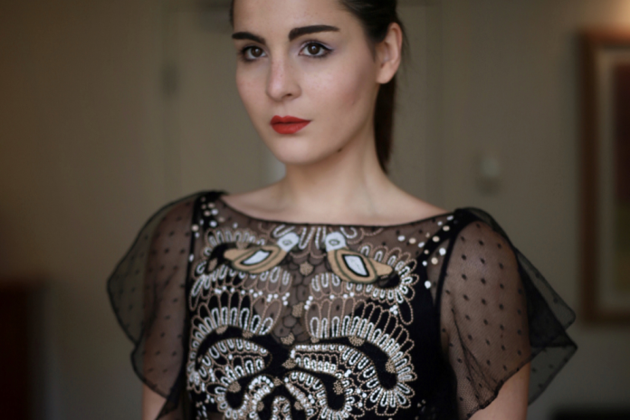 Izabel Goulart - Valentino Menswear Fall/Winter 2016/ 2017