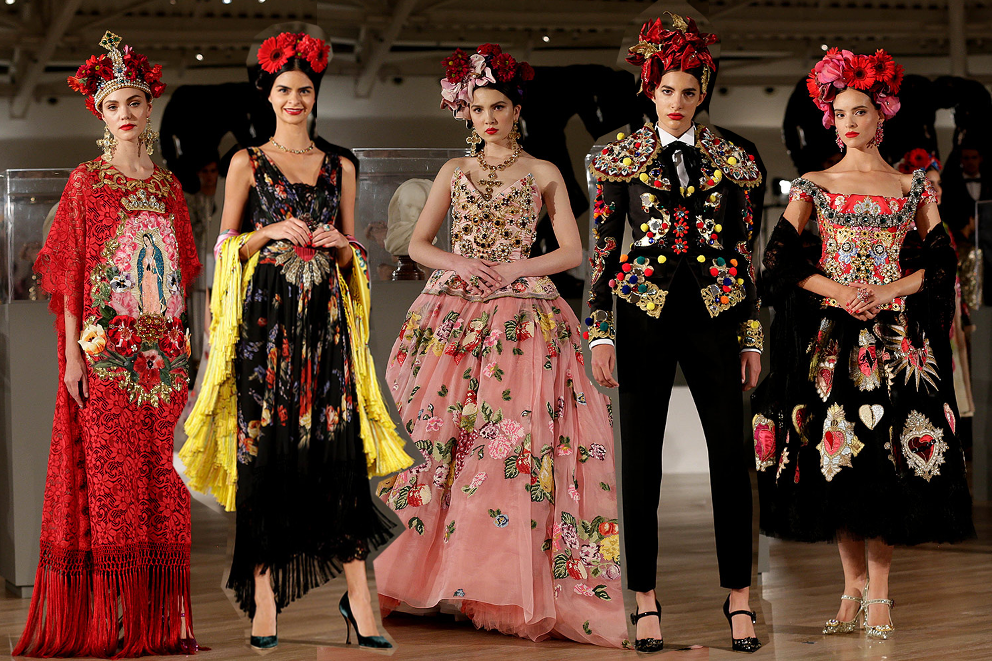 Dolce & Gabbana Mexico City: discover the 2018 Alta Moda collection