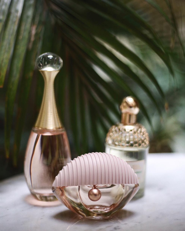 perfumes spring 2018