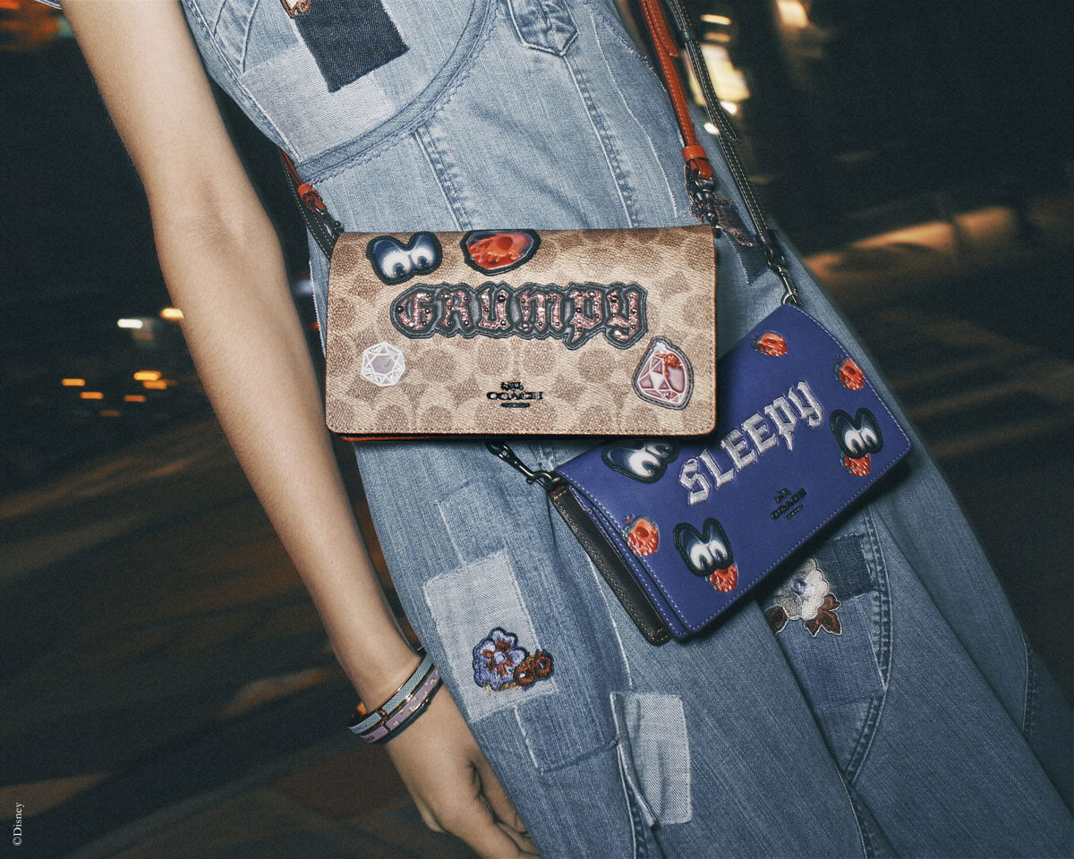 Disney x Coach: A Dark Fairy Tale