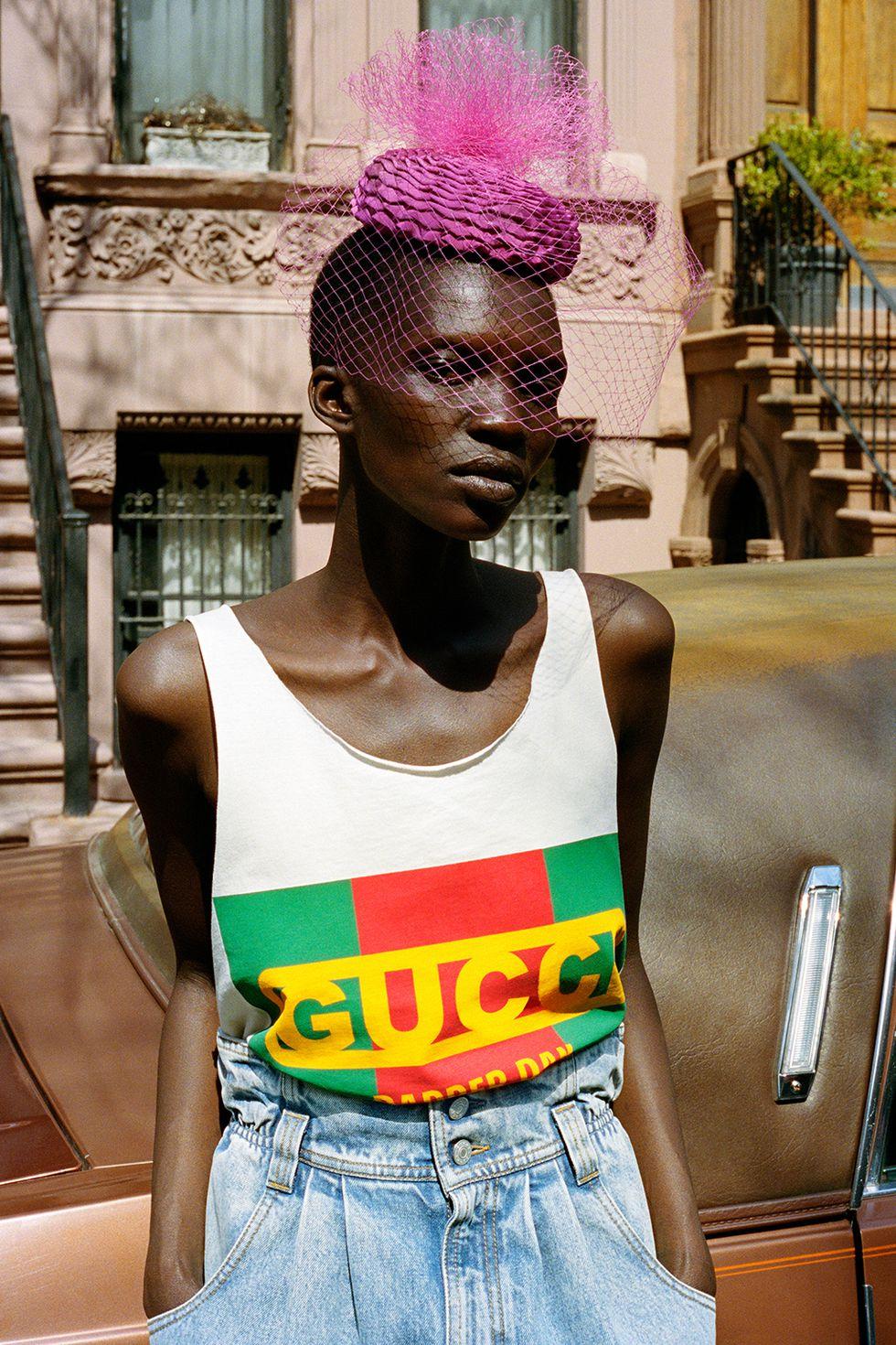 Colección Gucci-Dapper Dan
