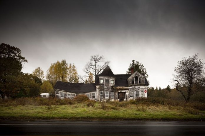 Expensive Haunted Houses