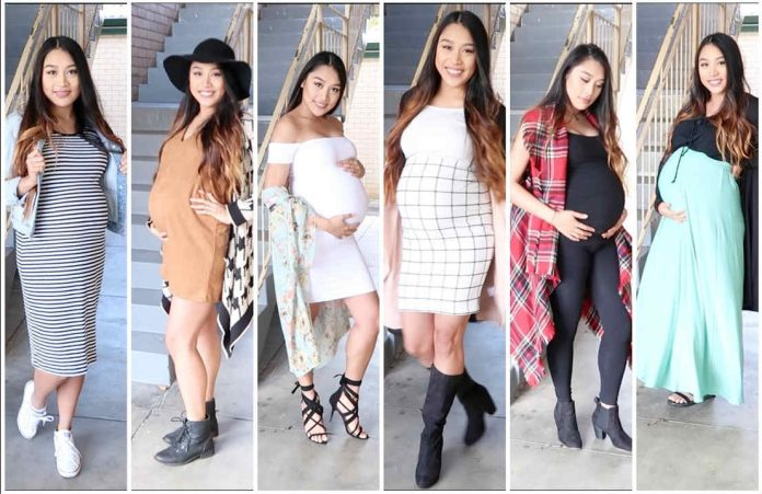 5 Tips to Dressing While Pregnant