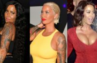 Amber Rose Long Hair