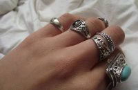 Fun With Your Sterling Silver Rings