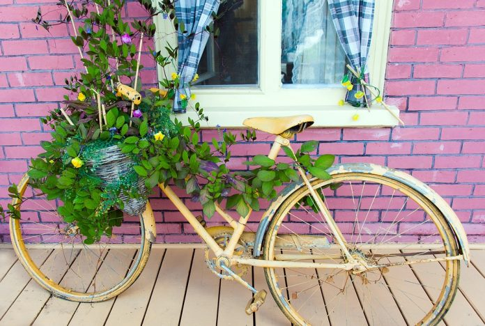 Home Décor And Customize The Bicycle Covers