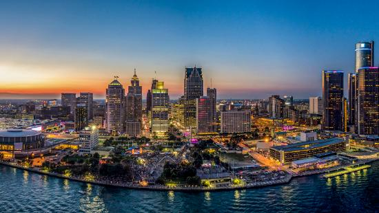 Top Things to do in Detroit