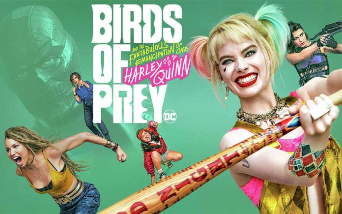birds of prey full movie