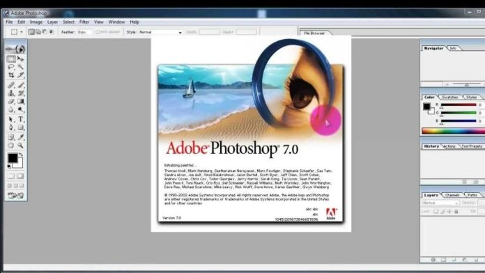 adobe photoshop 7.0 download
