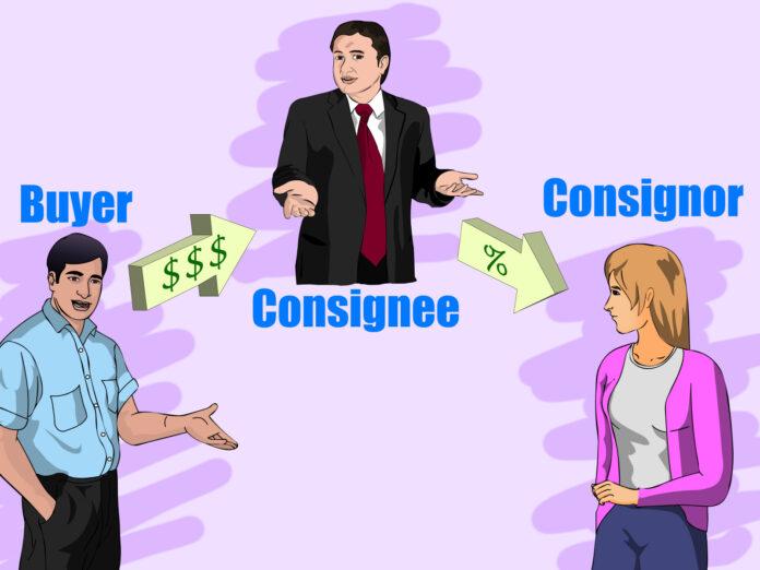 Consignor or Consignee