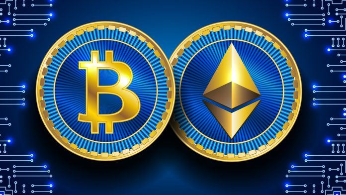 Bitcoin and Ethereum both are cryptocurrencies